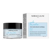 Miraculum Woda Termalna, krem-maska aktywnie nawilżający, dzień/noc, 50 ml