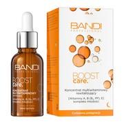 Bandi Boost Care, koncentrat multiwitaminowy, rewitalizujący, 30 ml