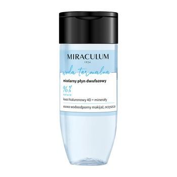 Miraculum Woda Termalna, micelarny płyn dwufazowy, 125 ml