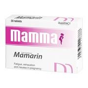 Mamarin, mamma, tabletki, 30 szt.