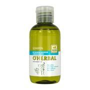 O`Herbal, szampon do włosów suchych i zniszczonych, ekstrakt z lnu, 75 ml