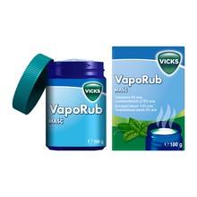Vicks VapoRub, maść, 100 g (słoik)