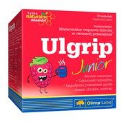 Olimp Ulgrip Junior, proszek w saszetkach, 10 szt.