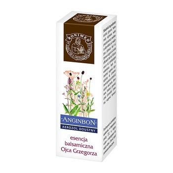 Anginbon, aerozol doustny, 9 ml