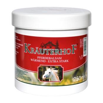 Krauterhof, maść końska silnie rozgrzewająca, 250 ml