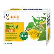DOZ PRODUCT Nefrum Forte, kapsułki, 60 szt.