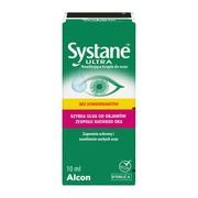 Systane Ultra bez konserwantów, krople do oczu, 10 ml