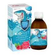 Kidavet Odporność, płyn, smak malinowy, 250 ml