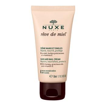 Nuxe Reve de Miel, krem do rąk i paznokci, 50 ml