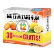 Multivitaminum AMS Forte, tabletki, 60 szt. + 30 szt.