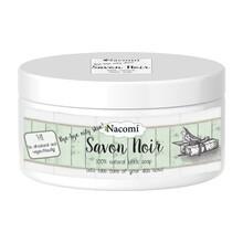 Nacomi, czarne mydło, Savon Noir, 200 g
