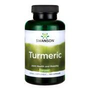 Swanson Turmeric, 720 mg, kapsułki, 100 szt.