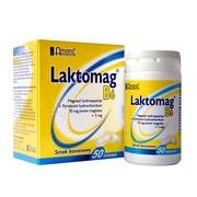 Laktomag B6, 1000 mg (70 mg jonów magnezu) + 5 mg, tabletki, 50 szt.