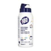 Kick the Tick Max Repelent Plus JUNIOR, aerozol przeciw komarom, meszkom i kleszczom, 90 ml
