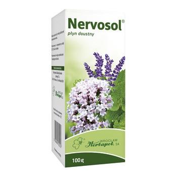 Nervosol, płyn doustny (Herbapol Wrocław), 100 g