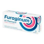 Furaginum US Pharmacia, 50 mg, tabletki, 30 szt.