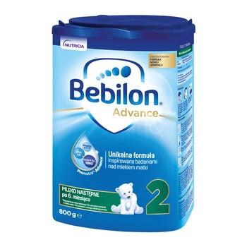 Bebilon 2 Pronutra-Advance, mleko następne, proszek, 800 g