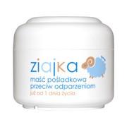 Ziajka, maść pośladkowa przeciw odparzeniom, 50 ml