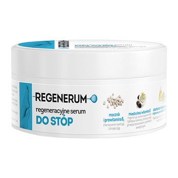 Regenerum, serum regeneracyjne do stóp, 125 ml