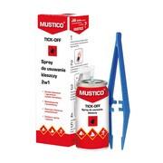 Mustico Tick-Off, spray do usuwania kleszczy 2 w 1, 8 ml