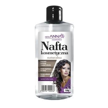 New Anna Cosmetics, nafta kosmetyczna, naturalna, 120 g