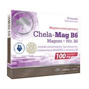 Olimp Chela-Mag B6, kapsułki, 30 szt.