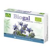 Biogal, kapsułki z olejkiem z nasion ogórecznika, 60 szt.