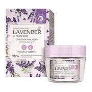 Flos Lek Lavender, lawendowy krem nawilżający, 50 ml