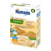 Humana, kaszka bezmleczna, gryczana, 4m+, 200 g
