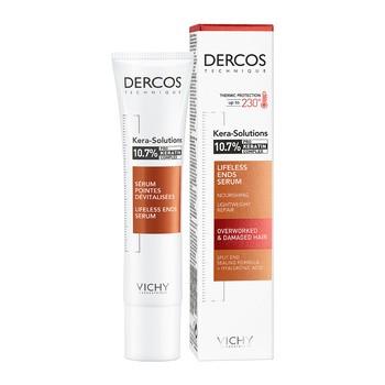 Vichy Dercos Kera-Solutions, serum do zniszczonych końcówek, 40 ml