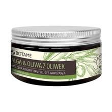 Botame Face, Alga & Oliwa z Oliwek, nawilżająca maseczka algowa typu peel-off, 40 g