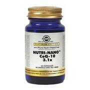 Solgar Nutri-Nano CoQ-10, kapsułki, 50 szt.