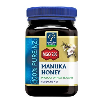 Miód Manuka MGO 250+, nektarowy, 500g