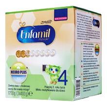 Enfamil Premium 4 mleko modyfikowane w proszku 1200 g 12 miesięcy plus, (3 x 400 g)