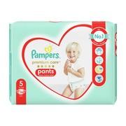 Pampers Premium Care Pants 5 (12−17 kg), pieluchomajtki jednorazowe, 34 szt.