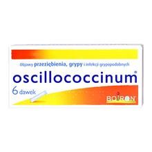 Boiron Oscillococcinum, granulki, 6 dawek