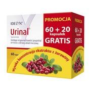 Urinal, kapsułki, 60 szt.+20 szt. GRATIS