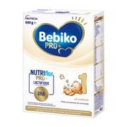 Bebiko Pro+ 1, mleko początkowe dla niemowląt od urodzenia, 600 g