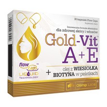 Olimp Gold Vit A+E, kapsułki, 30 szt.