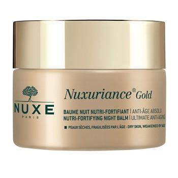 Nuxe Nuxuriance Gold, odżywczo-wzmacniający balsam na noc, 50 ml