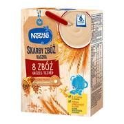 Nestle, Kaszka 8 zbóż, Skarby Zbóż, 250 g