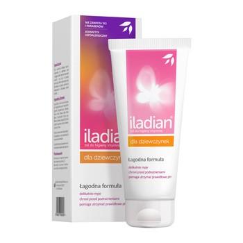 Iladian dla dziewczynek, żel do higieny intymnej, 150 ml