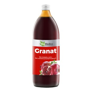 Granat, sok, 1000 ml (EkaMedica)