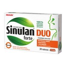 Sinulan Duo Forte, tabletki powlekane, 30 szt.