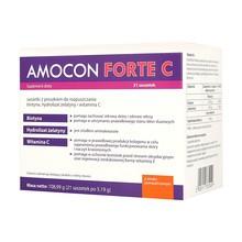 Amocon Forte C, proszek do rozpuszczania w saszetkach, 21 szt.