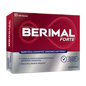 Berimal Forte, kapsułki, 30 szt.