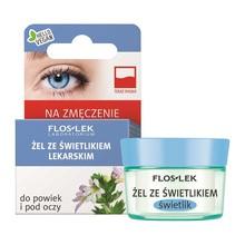 FlosLek Laboratorium Pielęgnacja Oczu, żel ze świetlikiem lekarskim, 10 g