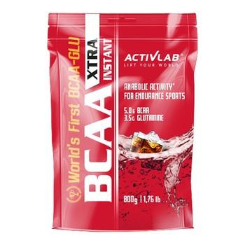 BCAA X-tra INSTANT ActivLab Pharma, smak cola, proszek, 800 g