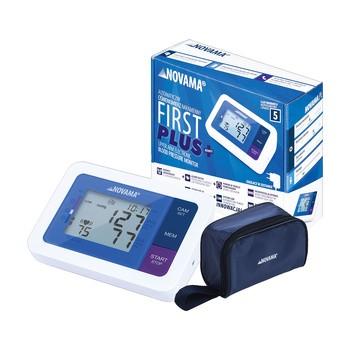 Ciśnieniomierz Novama First Plus, automatyczny z zasilaczem, 1 szt.