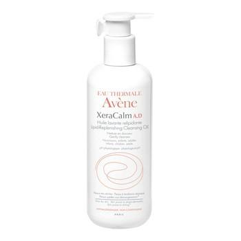 Avene Eau Thermale XeraCalm A.D, olejek oczyszczający, uzupełniający lipidy, 400 ml
